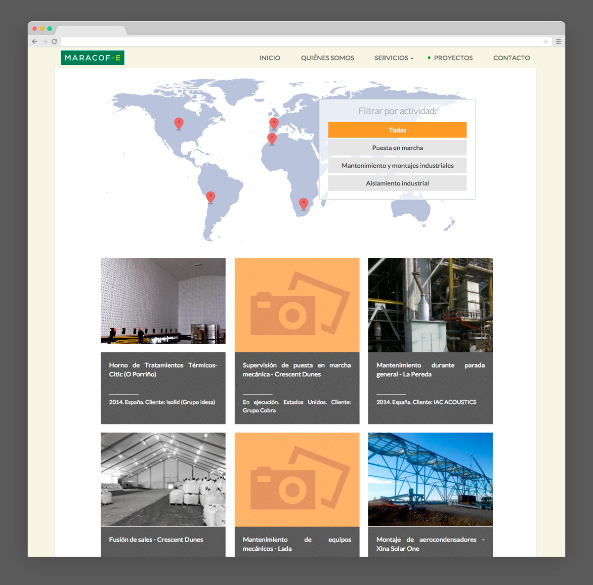 Imagen adicional 2 del proyecto Maracof Energía