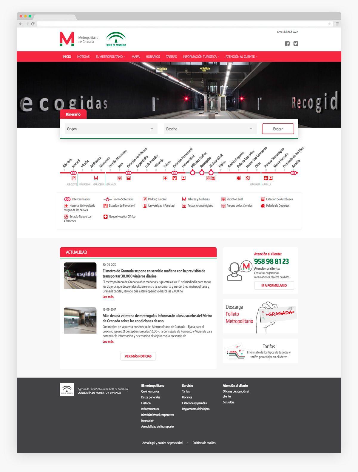 Imagen adicional 1 del proyecto Metropolitano Granada