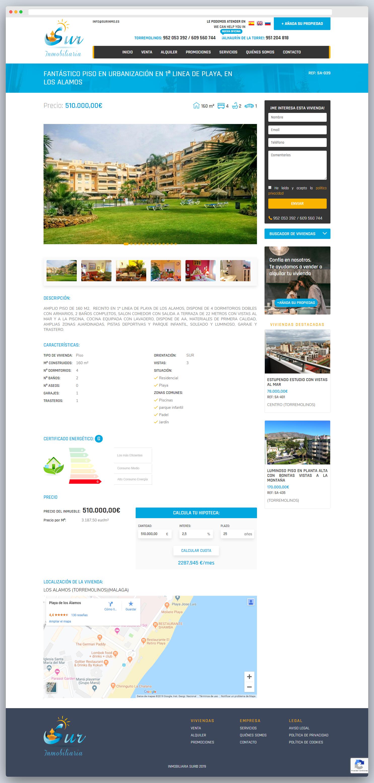 Imagen adicional 2 del proyecto Inmobiliaria Sur