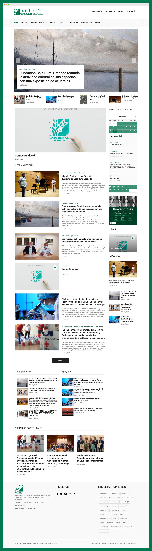 Imagen adicional 1 del proyecto Fundación Caja Rural Granada