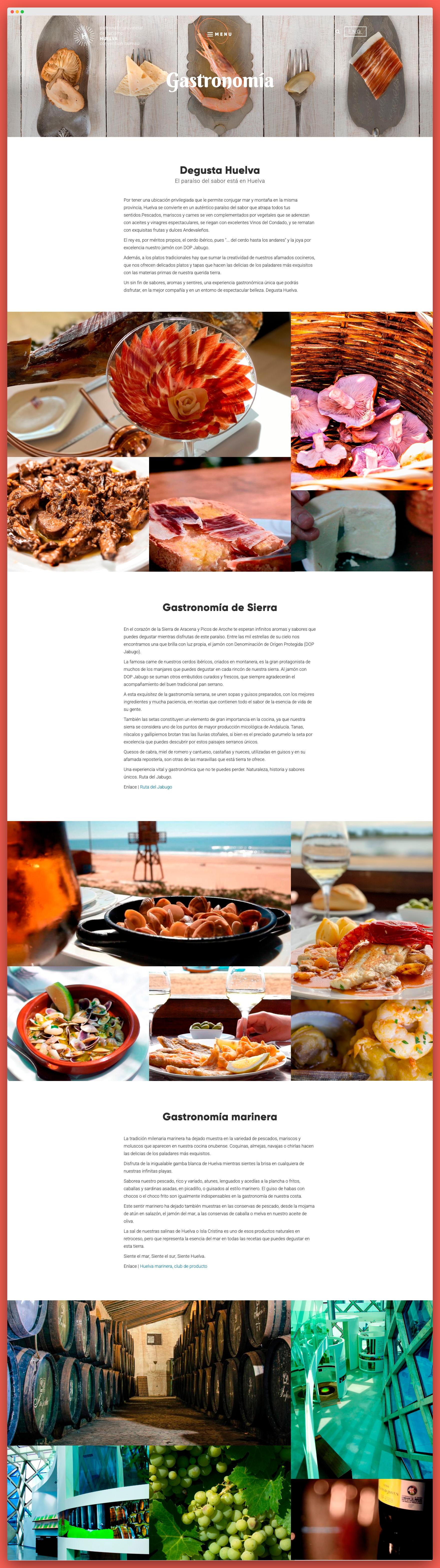 Imagen adicional 1 del proyecto Patronato de Turismo de Huelva