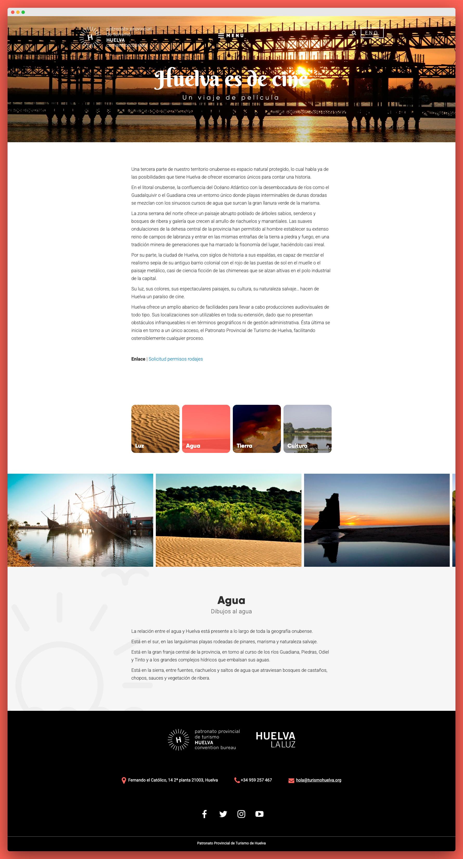 Imagen adicional 2 del proyecto Patronato de Turismo de Huelva