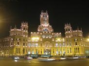 Palacio Telecomunicaciones - Madrid