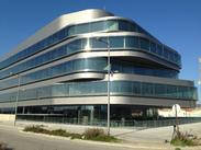 Edificio LEM I+D+i riesgos laborales - Granada